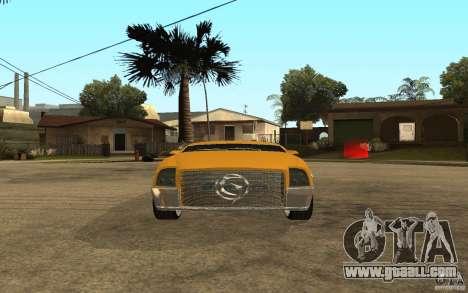 MGC Phantom for GTA San Andreas right view