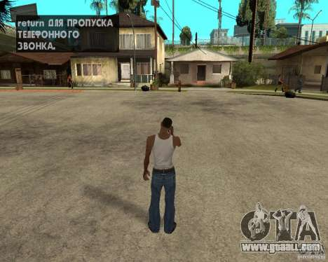 Nokia N97 for GTA San Andreas