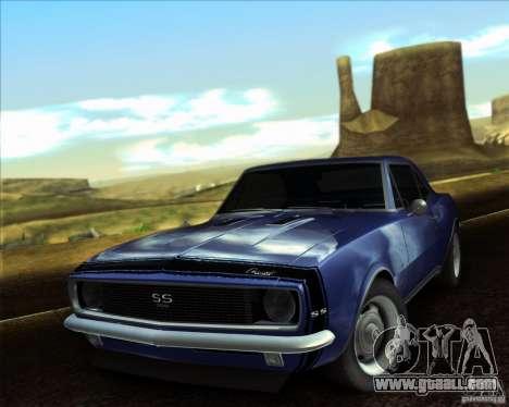 ENBSeries by ibilnaz for GTA San Andreas third screenshot