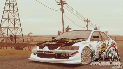 SA_gline for GTA San Andreas twelth screenshot