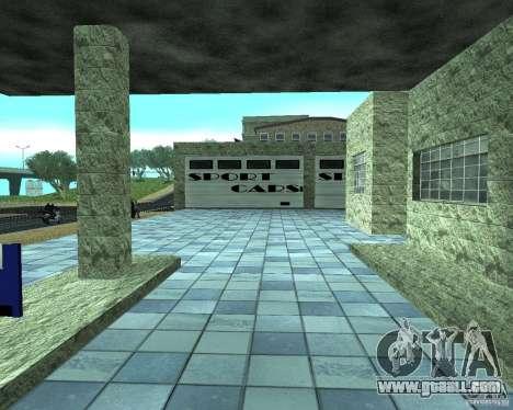 HD Garage in Doherty for GTA San Andreas seventh screenshot