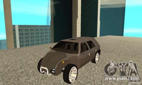 Jemala for GTA San Andreas