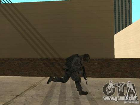 Animations v1.0 for GTA San Andreas second screenshot