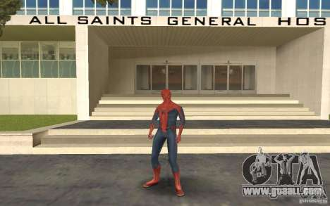 Skins from Spider-Man for GTA San Andreas