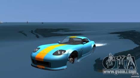 Banshee Boat for GTA 4