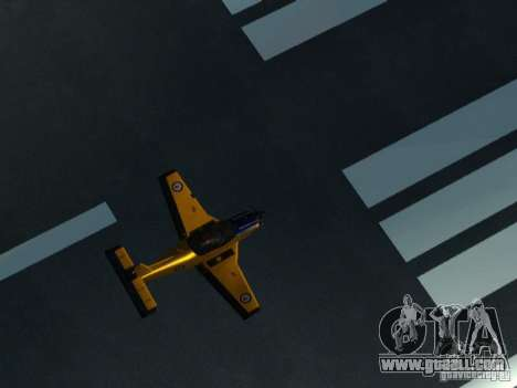 CT-4E Trainer for GTA San Andreas right view