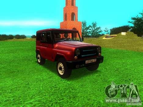 UAZ 315148 for GTA San Andreas