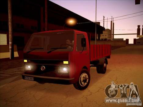 Volkswagen LT-55 for GTA San Andreas back view