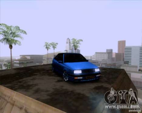 Volkswagen Golf III for GTA San Andreas side view