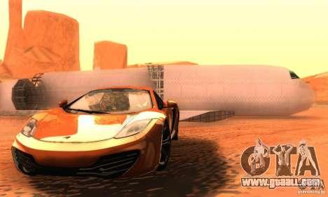 ENBSeries by dyu6 v5.0 for GTA San Andreas