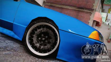 FM3 Wheels Pack for GTA San Andreas