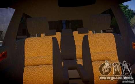 Honda CR-V Light Tuning for GTA 4 inner view