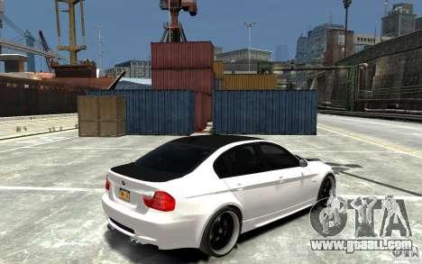 BMW 330i E60 Tuned 2 for GTA 4 right view