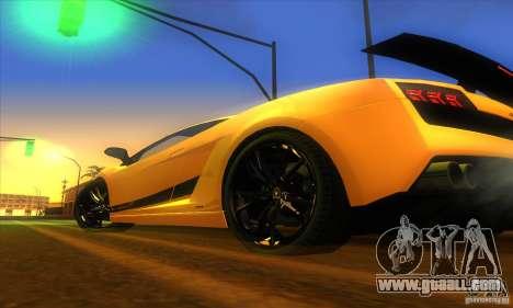 ENB Graphics by KINOman for GTA San Andreas seventh screenshot