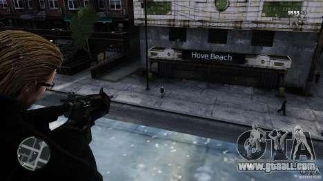 RE5 Wesker for GTA 4 fifth screenshot