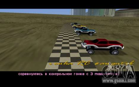 RC Bandit LCS for GTA Vice City