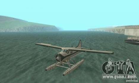 DeHavilland Beaver DHC2 for GTA San Andreas