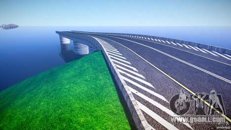 Drift Paradise V2 for GTA 4 sixth screenshot
