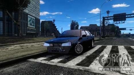 VAZ 2109 Drift Turbo for GTA 4