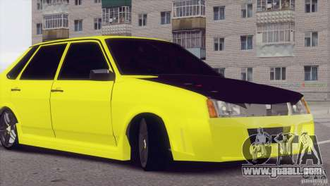 VAZ 21099 Sports for GTA San Andreas