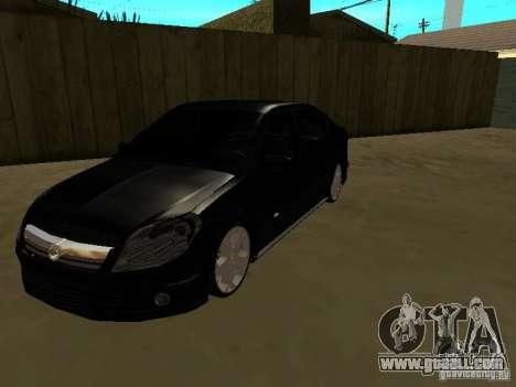Chevrolet Vectra Elite 2.0 for GTA San Andreas