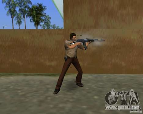 Pak weapons of S.T.A.L.K.E.R. for GTA Vice City tenth screenshot