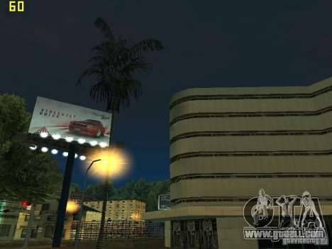 GTA SA IV Los Santos Re-Textured Ciy for GTA San Andreas tenth screenshot