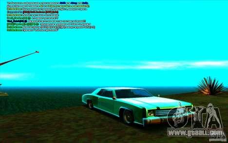 Qualitative Enbseries 2 for GTA San Andreas