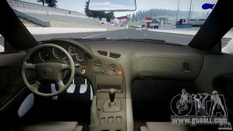 Mazda RX-7 1997 v1.0 [EPM] for GTA 4 right view