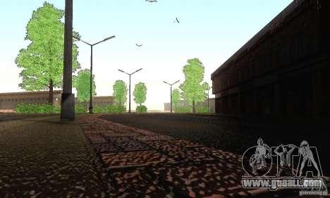 ENBSeries by dyu6 v4.0 for GTA San Andreas second screenshot