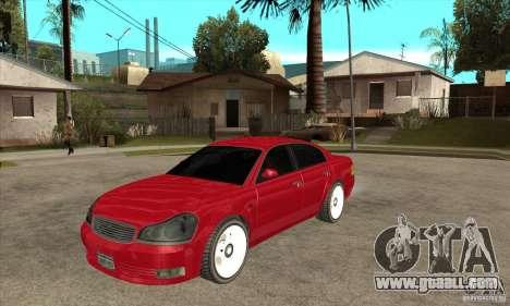 GTA IV Intruder for GTA San Andreas