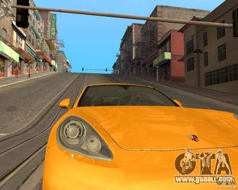 ENBSeries Realistic for GTA San Andreas sixth screenshot