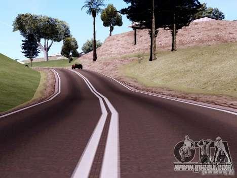 New Roads for GTA San Andreas eighth screenshot