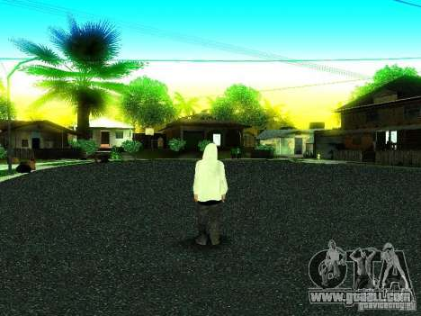 New ColorMod Realistic for GTA San Andreas