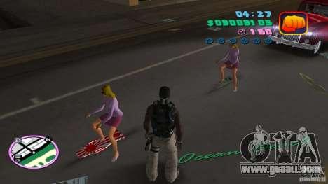 50 Cent Player for GTA Vice City third screenshot