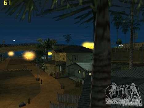 GTA SA IV Los Santos Re-Textured Ciy for GTA San Andreas sixth screenshot
