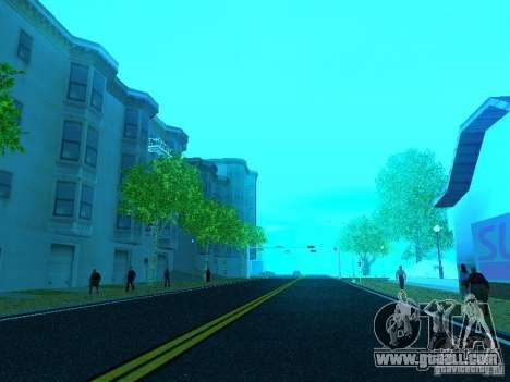 New Color Mod for GTA San Andreas sixth screenshot