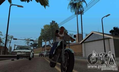 A Strong Rider for GTA San Andreas