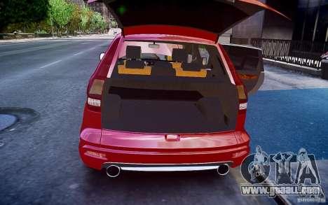 Honda CR-V Light Tuning for GTA 4 bottom view