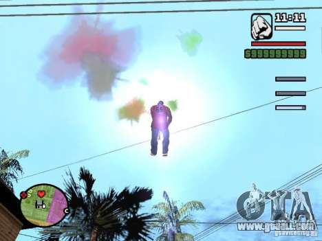 Broom for GTA San Andreas second screenshot