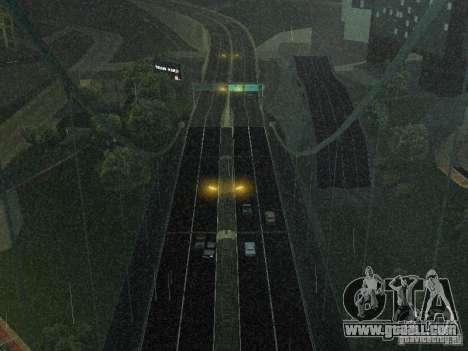 New Roads in San Andreas for GTA San Andreas fifth screenshot