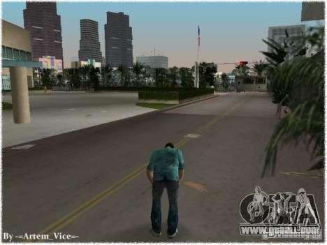 New Ocean Beach for GTA Vice City
