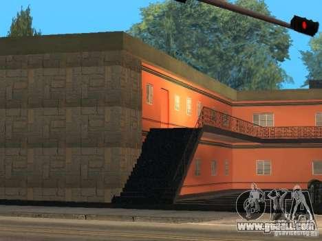 New motels for GTA San Andreas second screenshot