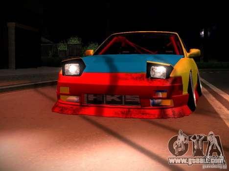 Nissan Onevia 2JZ for GTA San Andreas