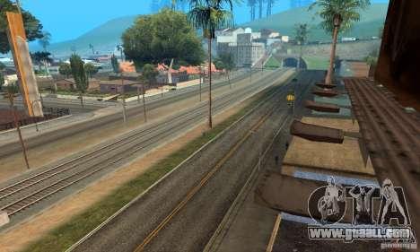 Grove Street 2013 v1 for GTA San Andreas second screenshot