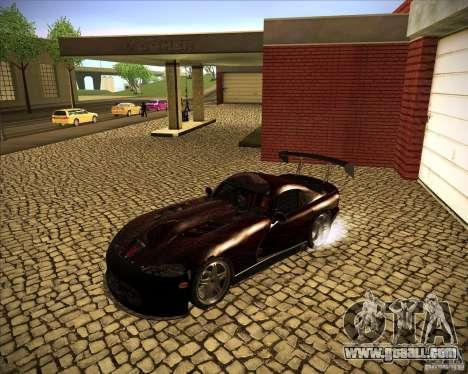 Dodge Viper TT for GTA San Andreas