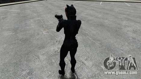 Cat woman for GTA 4 fifth screenshot