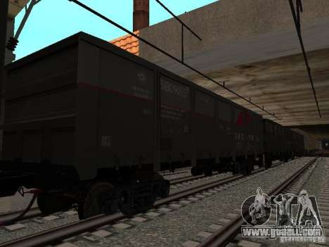 RAILWAY mod IV final for GTA San Andreas sixth screenshot