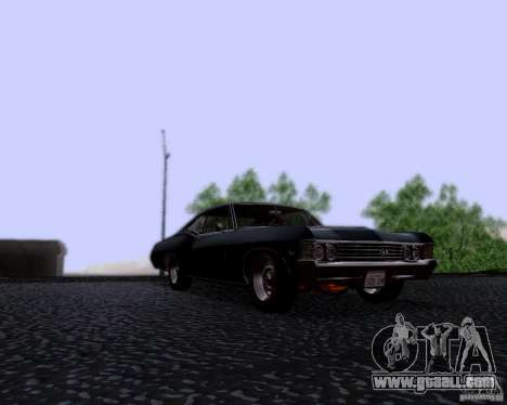 Super Natural ENBSeries for GTA San Andreas second screenshot
