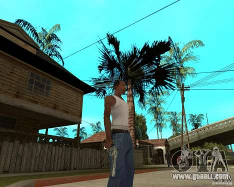 Magnum 22.2 for GTA San Andreas